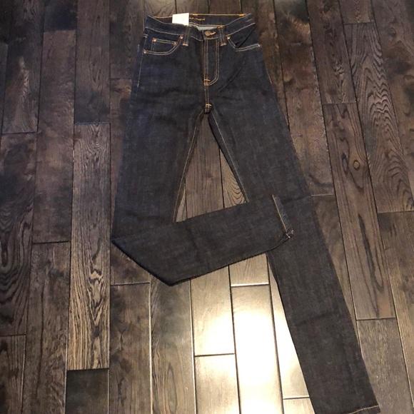 Nudie Jeans Denim - NEVER WORN Nudie High Kai Jeans